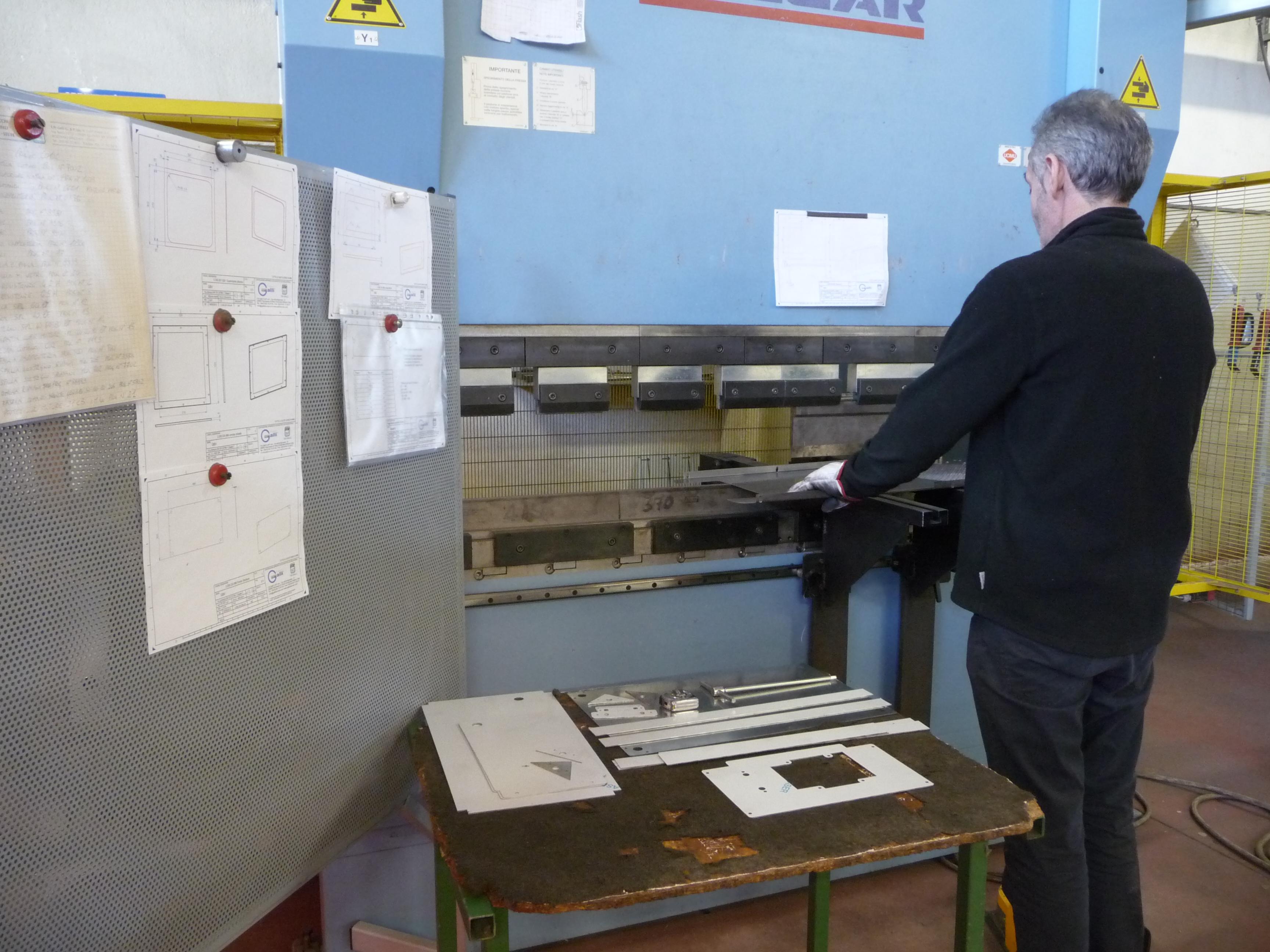 Fratelli Galli Made in Italy Produzione, Manufacture