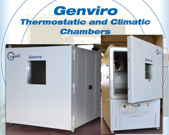 Galli-Genviro Large, Climatic Test Chambers, Camera Climatica, Made in Italy, Camere Climatiche, Camera Climatica, Cella Climatica