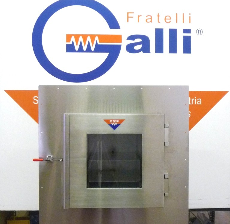 Galli Stufa Oven Vacuum custom