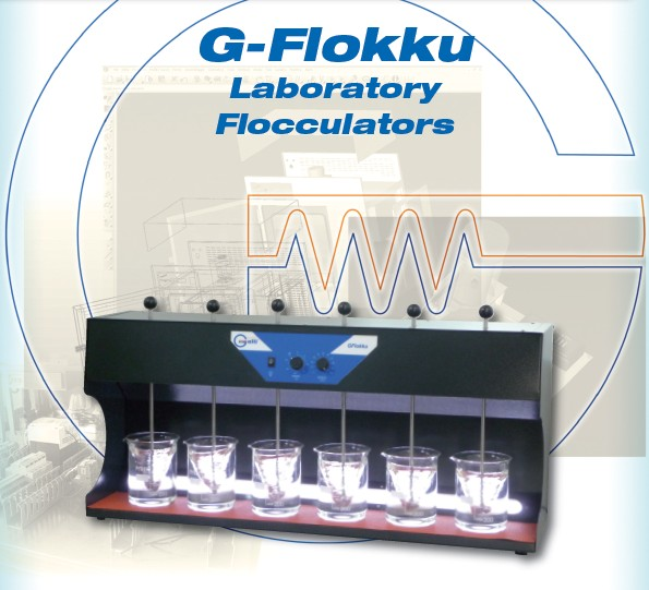 Galli,Flocculatore, Jar Test, Flocculators, Leaching Test, Waste Water, Acque Reflue, Flocculante, Accessori, Options