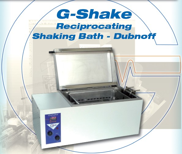 Galli-Bath, GShake, Bagno a scuotimento Dubnoff, Shaking Baths, Laboratorio, Laboratory