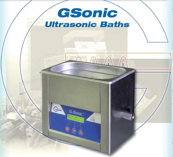 Galli-Bath-GSonic, Bagno Ultrasioni, Ultrasonic Baths, Pulizia, degassaggio, Cleaning, Degasing