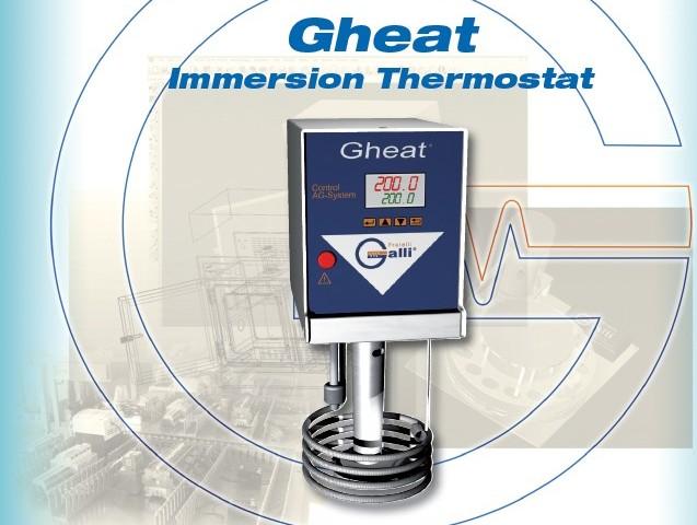 Galli, Baths, Gheat, Termostato ad Immersione, Gruppo Termostatico, Immersion Thermostat, Circulator, Laboratory, Laboratorio