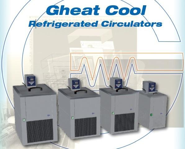 Galli-Bath-GheatCool, Bagno Refrigerato, Criostato, Circolazione Esterna, Criostats, External Circulators, Laboratorio, Laboratory, Cooled Baths
