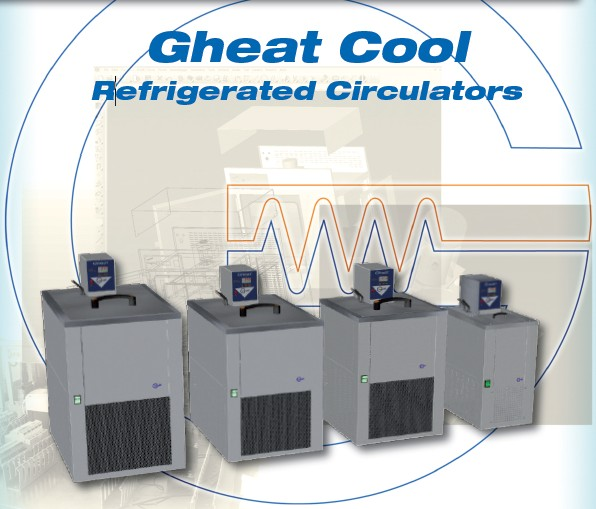Galli-Bath-GheatCool, Bagno Refrigerato, Criostato, Circolazione Esterna, Criostats, External Circulators, Laboratorio, Laboratory, Cooled Baths