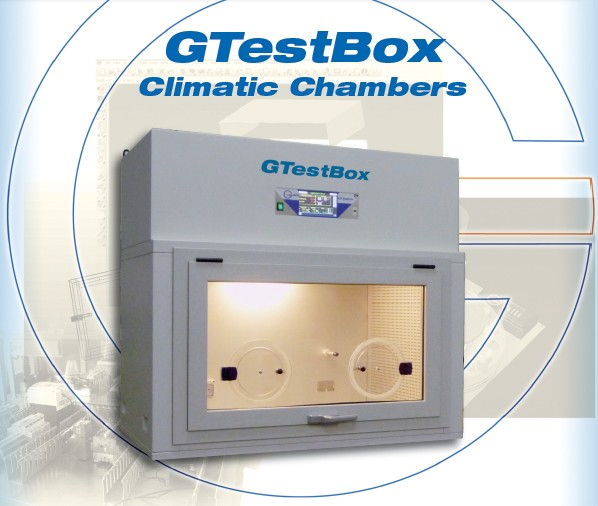 Galli-GTestBox-Climatic Test Chambers-Camera climatica, per pesatura filtri, citologia, metrologia
