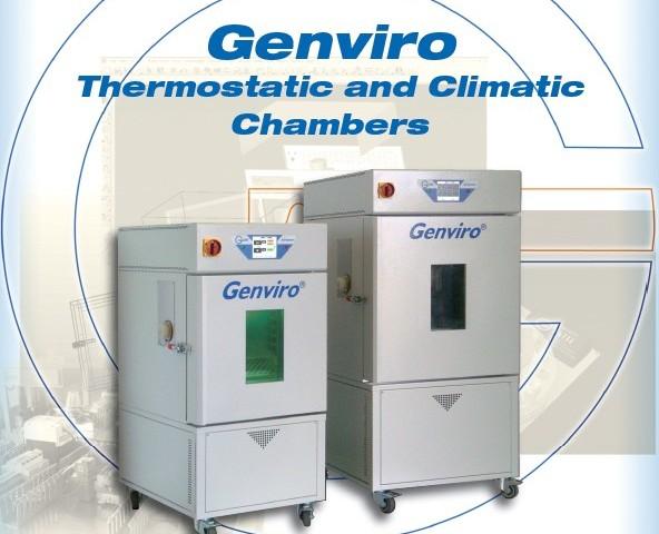 Galli Cella Climatica, Genviro, Climatic Test Chambers