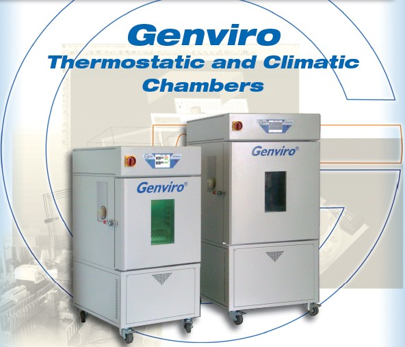 Galli Cella Climatica, Genviro, Climatic Test Chambers