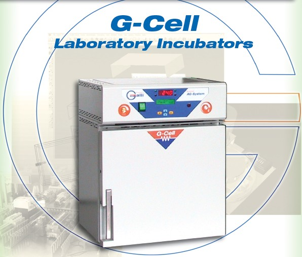 Galli-Incubator-GCell-Incubatore da laboratorio, Natural Air, Aria Naturale, Made in Italy