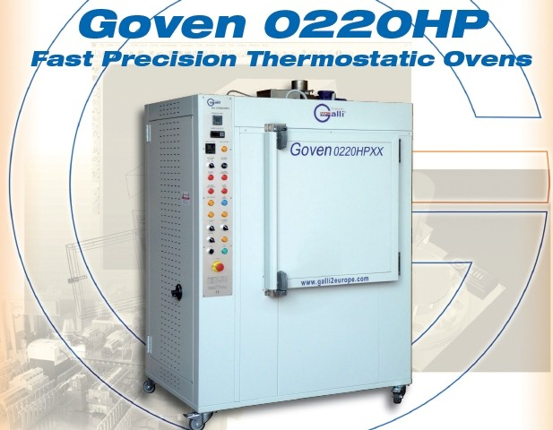 Galli-GOVEN 0220HP-Stufa rapida a Ventilazione Forzata, Forced Air Flow Rapid Ovens, Forno, +450°C
