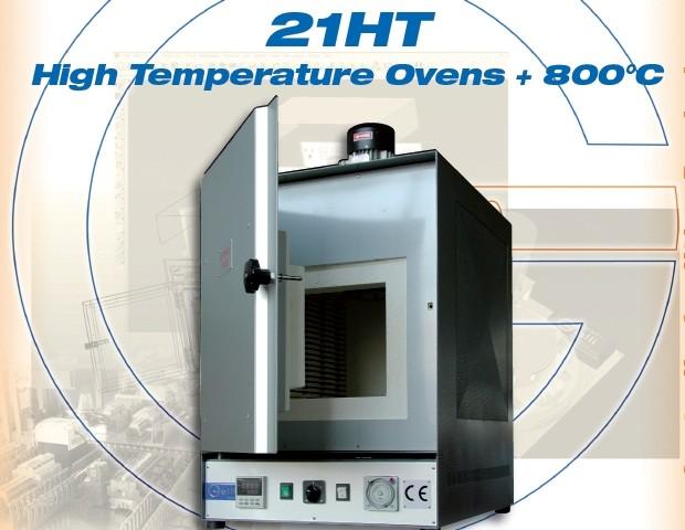 Galli-21HT, +800°C, Stufa Alta Temperatura, High Temperature Ovens, Forno
