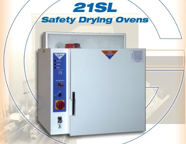Galli-Oven-21SL Stufa per Solventi, Safety Drying Laquarel Ovens, Forno
