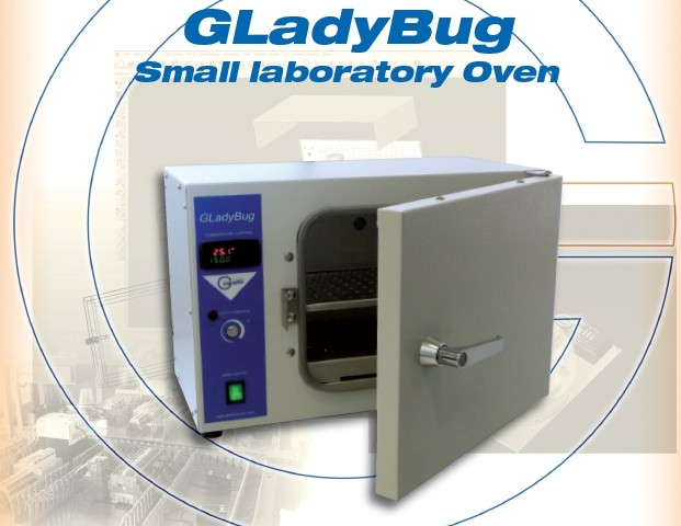 Galli-Oven-GLadyBug, Piccola Stufa, Micra, Fornetto, Laboratorio, Small Ovens