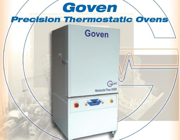 Galli-GOVEN-Stufa a Ventilazione Forzata, Forced Air Flow Ovens, Forno, +260°C, +350°C