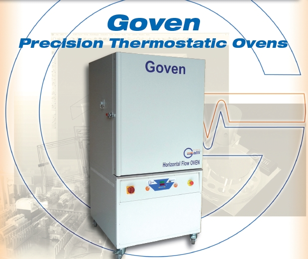Galli-GOVEN-Stufa a Ventilazione Forzata, Forced Air Flow Ovens, Forno, +260°C, +350°C
