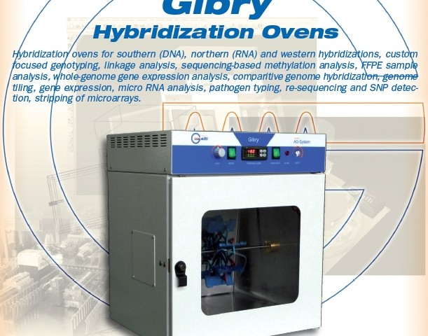 Galli-Gibry, Fornetto, Hybridization Laboratory Research Ovens