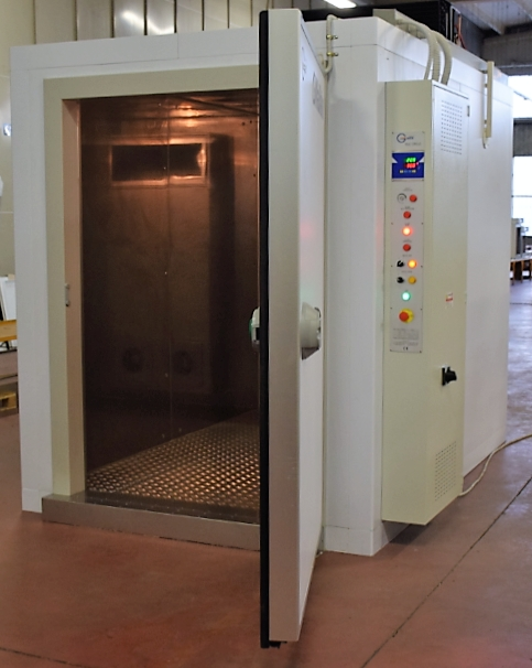 galli, camera climatica, cella, accessibile, GwalkIn, Climatic Test Chamber, Room