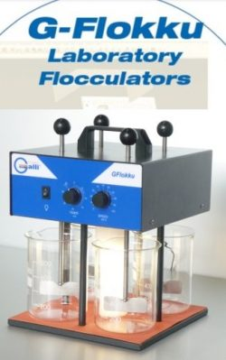 Galli-Flocculator-Flocculatore-Jar Test-Portatile-Portable