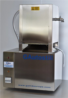 G-Autostill-Distillatore-Acqua Distillata-Galli