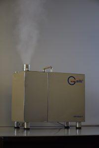 GFOGGY-Junior-Nebulizzatore-sanificazione-disinfezione-Virkon-Virucida-Galli-Nebbia-Secca-Automatico-Ugello-1-Logo