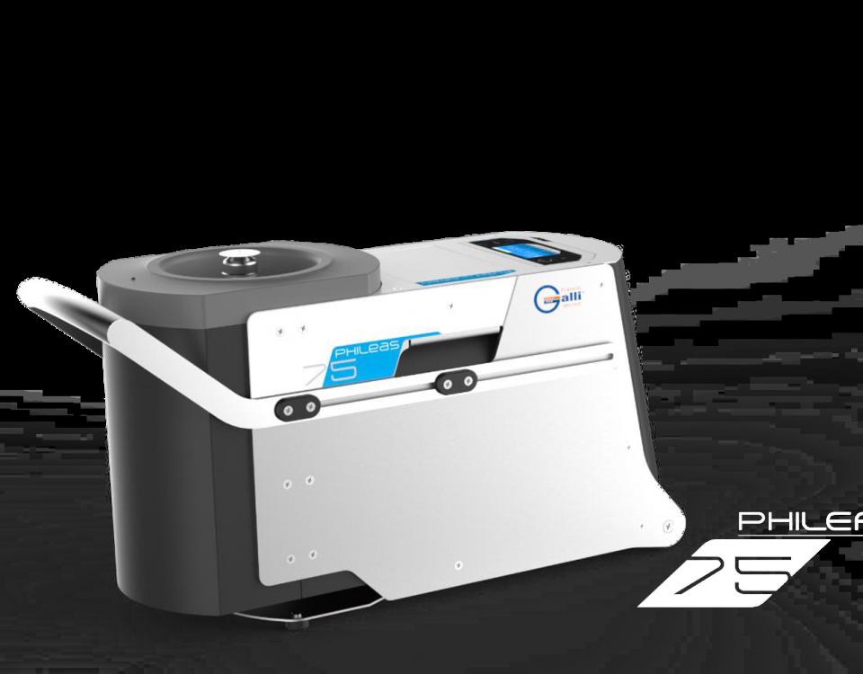 Galli-Sanificazione-Disinfezione Aerea delle Superfici-Perossido Idrogeno-H2O2-Devea-Phileas-75-Logo