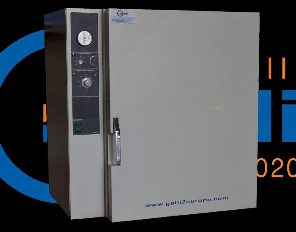 Galli-Stufa-2100-Ventilazione Forzata-Usata-09-Usato Rincondizionato-85L +200°C