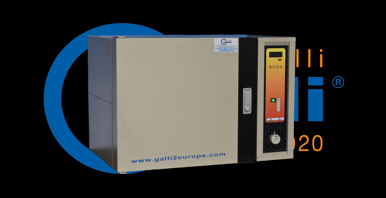 Galli-Stufa-Ventilazione Forzata-13-Nuova-27L +300°C