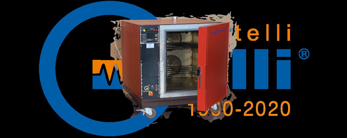 Galli-Usato Ricondizionato-03-Stufa a Ventilazione Forzata 300L +300°C