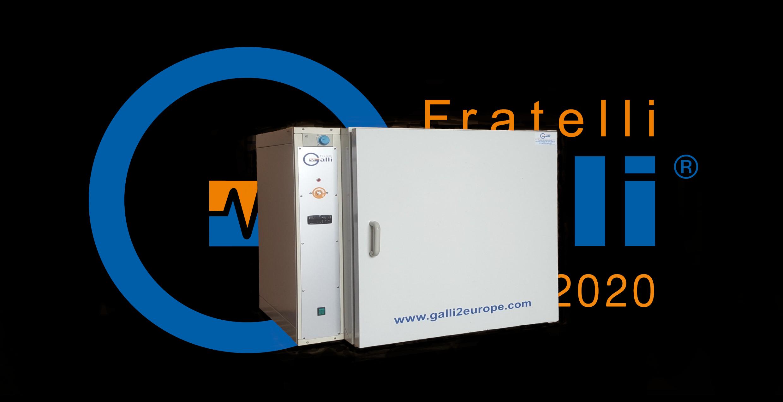 Galli-Usato Ricondizionato-04-05-Stufa a Ventilazione Forzata 180L +300°C