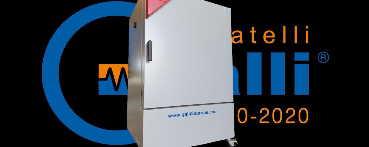 Galli-Cella Climatica-Nuova-12-240L +70°C