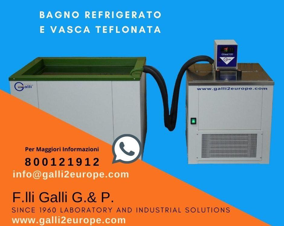 Galli-Bagno Refrigerato-GCool-Vasca Teflonata