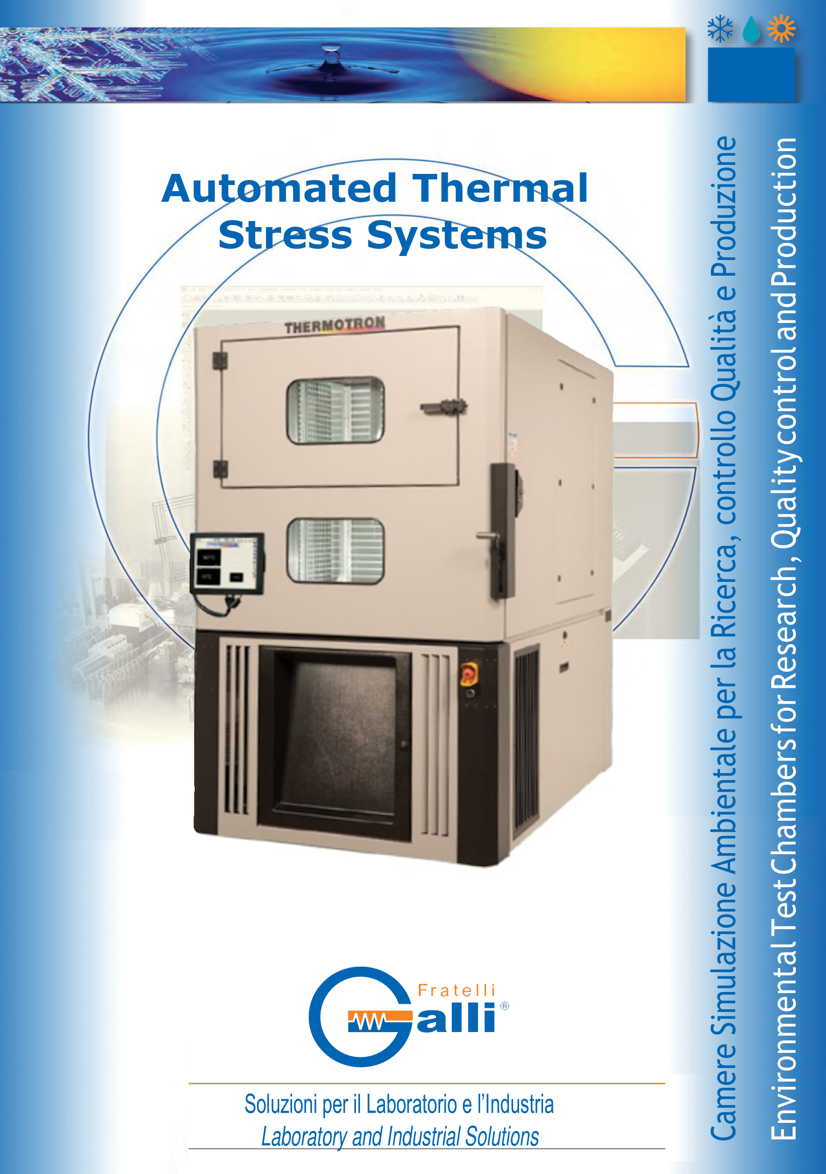 Galli-Automated Thermal Stress System