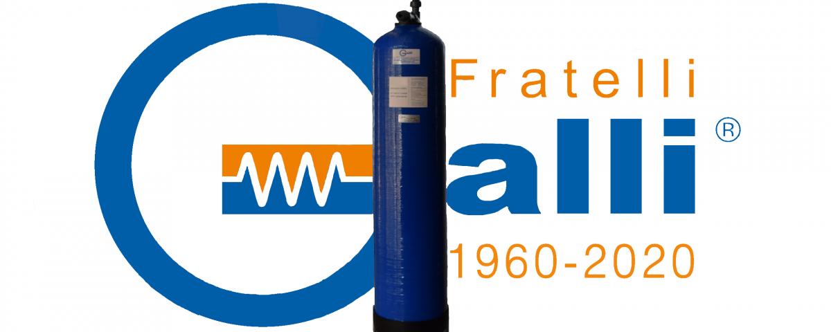 Galli-GDemi-Serie5000-Demineralizzatore-Nebbia Salina-Cella Climatica-Logo Galli
