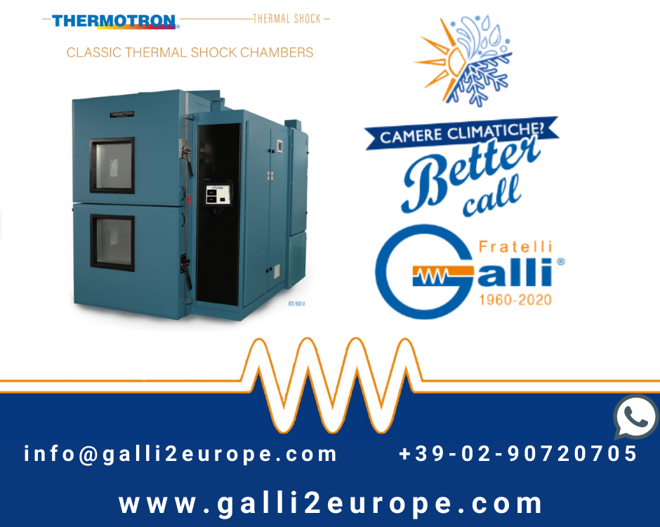 Galli-Thermotron-Better Call Galli-Environmental Test Chamber