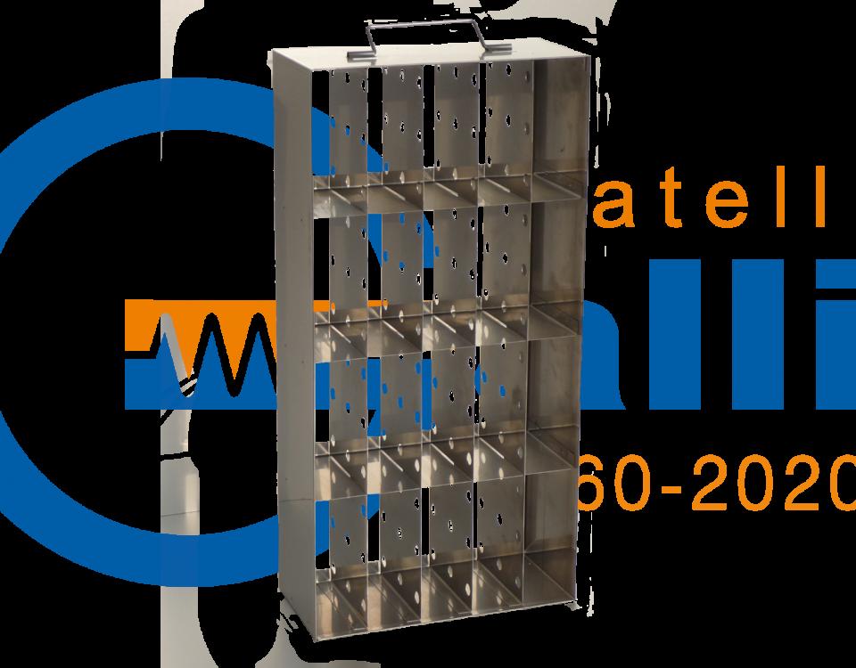 Galli-Rack Inox per stoccaggio Criogenico-24