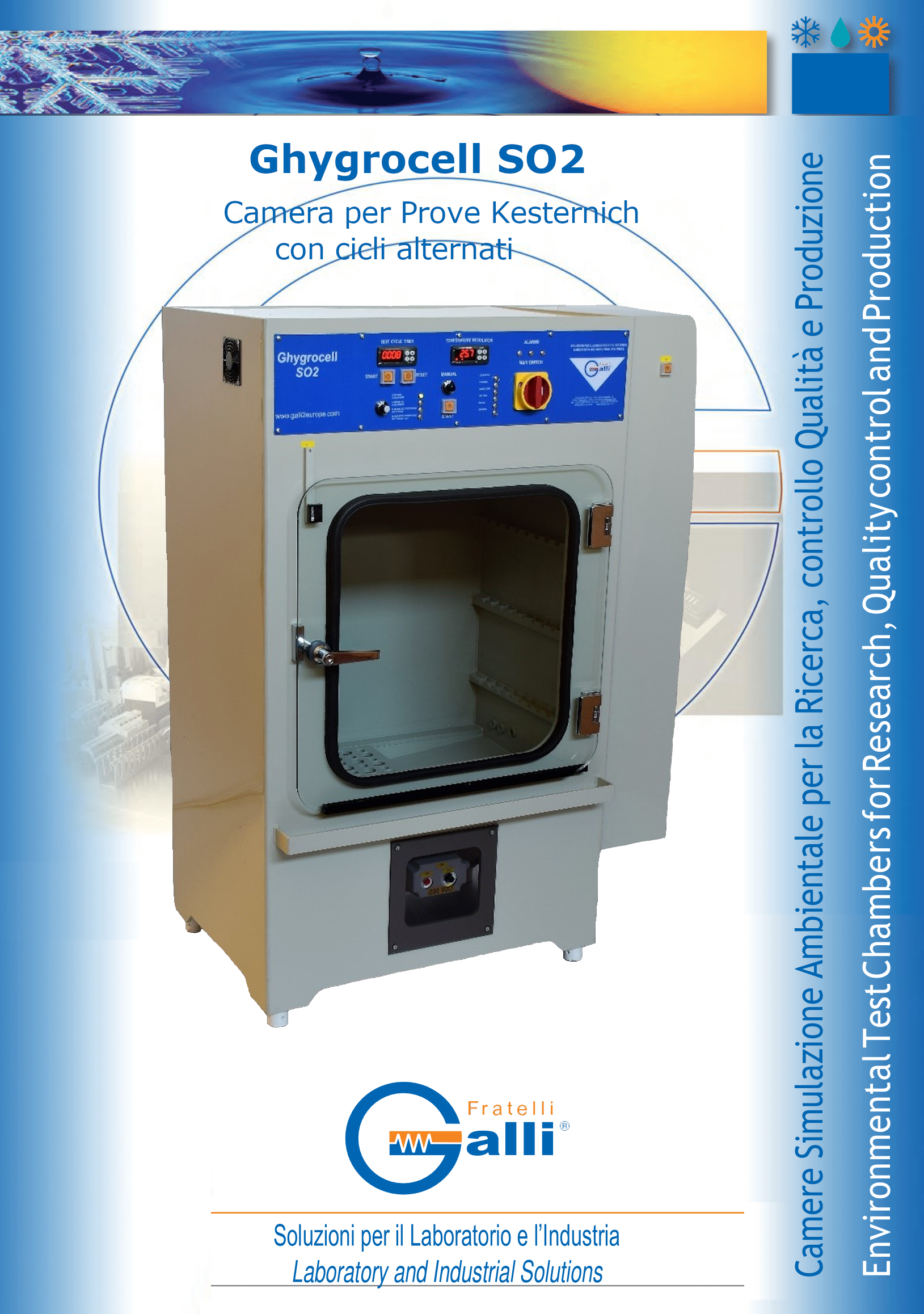 Galli-Thermotron-atss30-thermal shock-climatic chamber-camera climatica