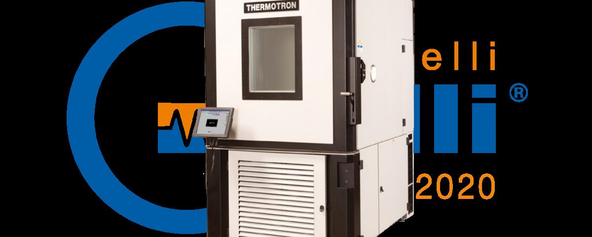 Galli-Camera Climatica-Thermotron-SE-6-6 Climatic Test Chambers