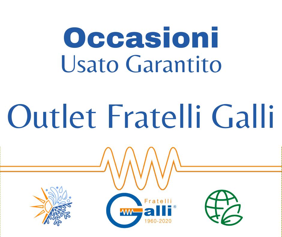 Galli-Usato-Outlet Galli-Stufa-Forno-Bagno-Cella-Incubatore-Criostato