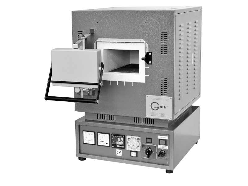 Galli-Forno a Muffola-Muffle Furnace-MF400