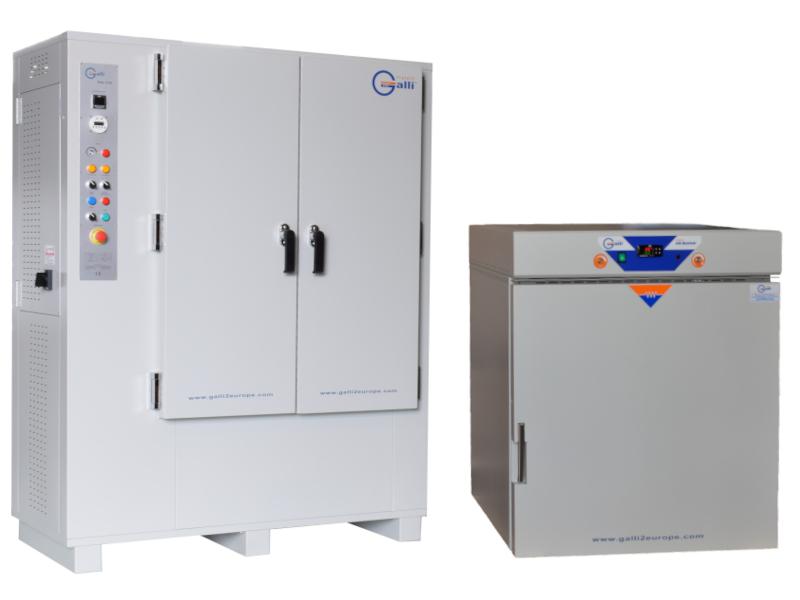 Galli-Stufa-Forno-Laboratorio-Ovens-Laboratory-Industrial-Test-Prove